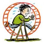 running wheel